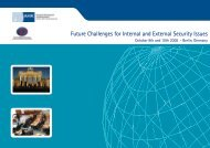 Future Challenges for Internal and External Security Issues - FSi