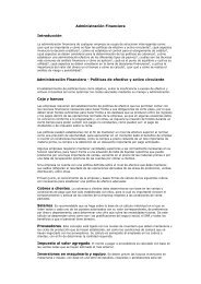 Guía de Administracion Financiera