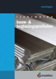 bouw- & beglazingsprofielen - Schadebo