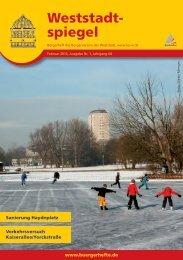 Bürgerverein der Weststadt e. V. - KA-News