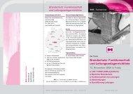 Brandschutz: Funktionserhalt und Leitungsanlagenrichtlinie - Dätwyler
