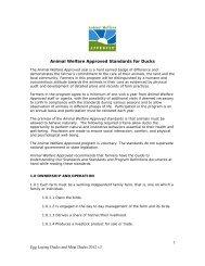 1 Egg Laying Ducks and Meat Ducks 2012 v3 Animal Welfare ...