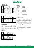 Tellerventil - Schako - Seite 6