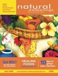 Got Milk? - Columbia Natural Awakenings–Home