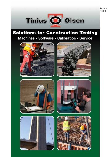 Solutions for Construction Testing - Pact-egypt.com