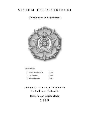 resume - Teknik Elektro UGM - Universitas Gadjah Mada
