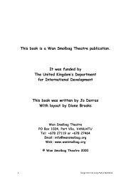 Vot Long Pati Ia (for music CD) - Wan Smolbag Theatre