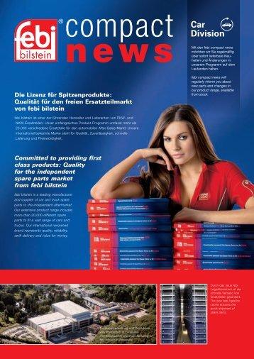 najnowszą broszurę febi compact - MotoFocus