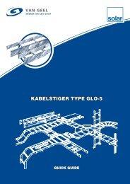 Kabelstiger GLO-5 - Solar Danmark A/S