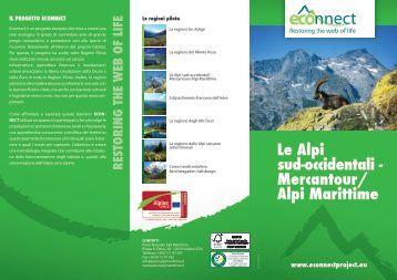 Alpi Marittime - Alpine Space Programme