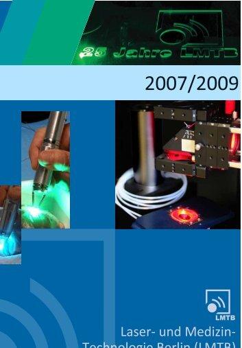 Laserr und Medizinr Technologie Berlin (LMTB hn )
