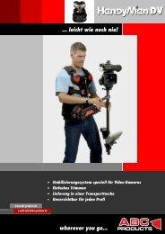 ABC HandyMan DV deutsch v3.06 - ABC Products