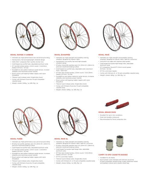 BG FIT - Specialized Bicycles