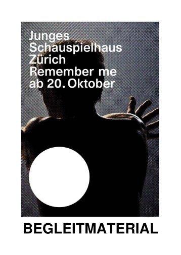 BM Remember me Druck