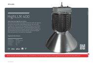 HighLUX 400 - Lichtline