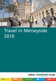 Travel in Merseyside 2010 - the TravelWise Merseyside website