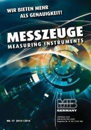 measuring instruments wir bieten mehr als genauigkeit!