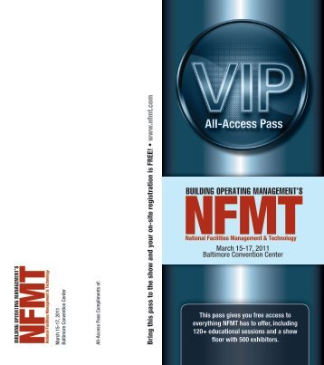 All-Access Pass - DENT Instruments