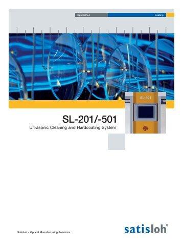 SL-201/-501 - Satisloh