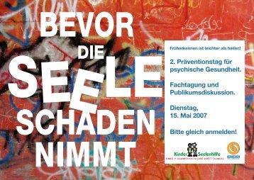 Programm / Folder 434,20 Kb - Kinderseelenhilfe
