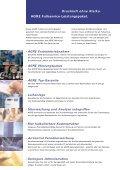 Agre-Service. Spitzentechnologie verdient Spitzenpflege. - Seite 3