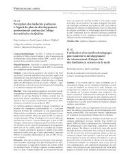 PDF (568.9 KB) - Pédagogie médicale