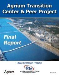 Final Report 2010 - Alaska Job Center Network