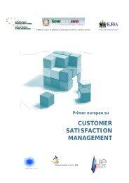 customer satisfaction management - Pubblica Amministrazione di ...
