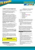 competitor information - USM Events - Page 4