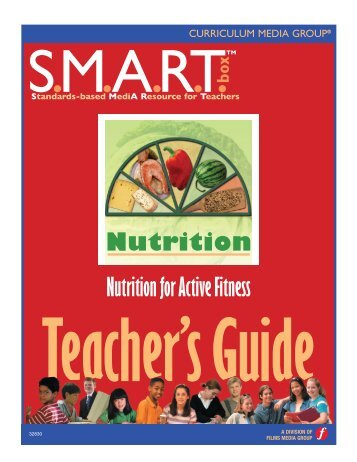 Nutrition Nutrition for Active Fitness
