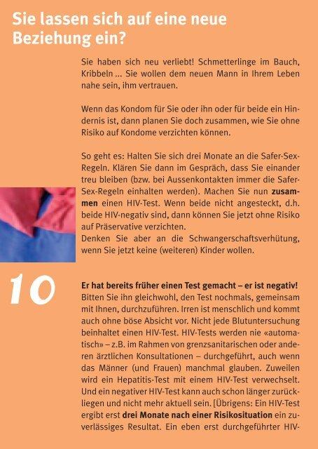Liebe , Lust und Schutz - Frauen - learnsite