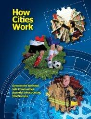 How Cities Work - Texas Municipal League