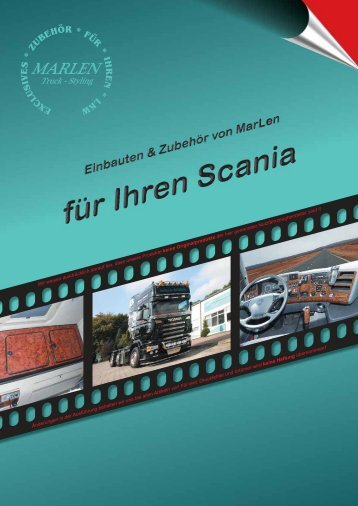 Scania-Katalog