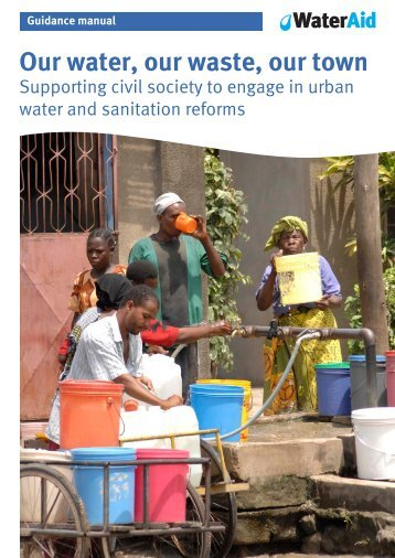 Our water, our waste, our town - WaterAid
