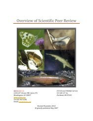 Overview of Scientific Peer Review - Resolve