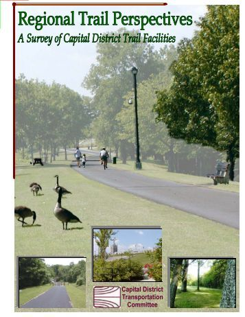 Regional Trail Perspectives - Capital District Transportation Committee