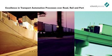 Excellence in Transport Automation Processes over Road