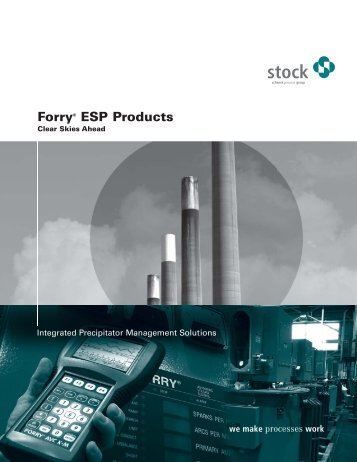 Forry® ESP Products - Schenck Process GmbH