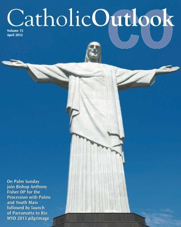 Download Catholic Outlook April 2012 in PDF format