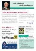 Blasmusik in der  Steiermark - Steirischer BLASMUSIKVERBAND - Page 2