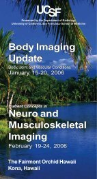Body Imaging - Department of Radiology & Biomedical Imaging ...