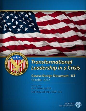 Course Design Document - ILT PDF - Ropella