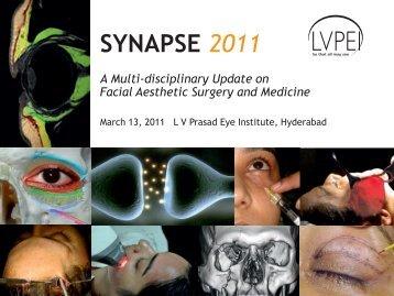 Synapse Brochure 2011 - LV Prasad Eye Institute
