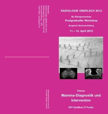 Radiologie Oberlech 2012