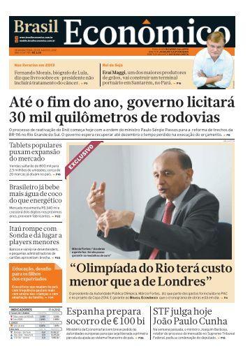Itaú rompe com Sonda e abre espaço para 'players' menores - Brasil ...