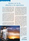 Vivir, es soñar, y es caminar, con fe, por caminos de ... - Passio Christi - Page 3