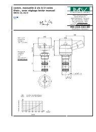 Version imprimée - IMAV-Hydraulik GmbH