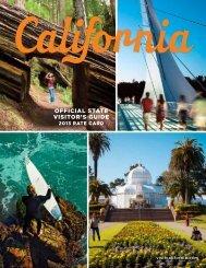 CALIFORNIA TRAVEL MEDIA - California Tourism