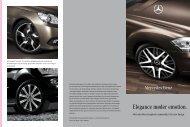 Elegance møder emotion. - Mercedes-Benz Danmark