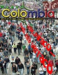 NUEVA REVISTA - Movimiento Bolivariano por la Nueva Colombia